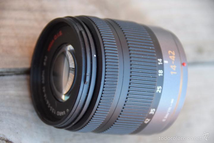 Cámara de fotos: Panasonic.Lumix original 14 42 Estabilizado O.I.S. - Foto 3 - 56606333