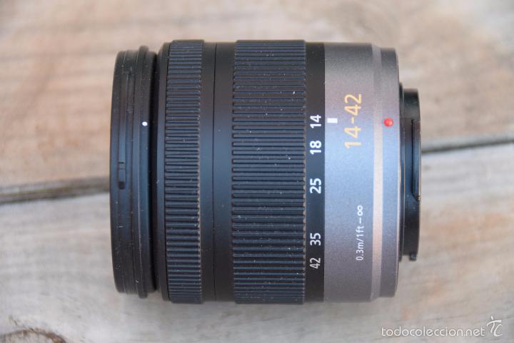 Cámara de fotos: Panasonic.Lumix original 14 42 Estabilizado O.I.S. - Foto 4 - 56606333