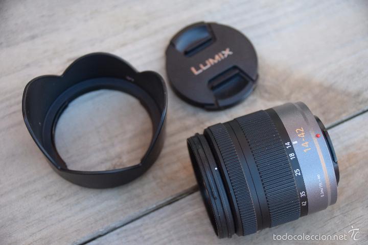 Cámara de fotos: Panasonic.Lumix original 14 42 Estabilizado O.I.S. - Foto 5 - 56606333