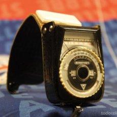 Cámara de fotos: FOTÓMETRO LENINGRAD 4 + FUNDA DE CUERO. Lote 59353410