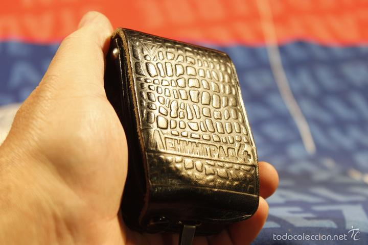 Cámara de fotos: Fotómetro Leningrad 4 + funda de cuero - Foto 2 - 59353410
