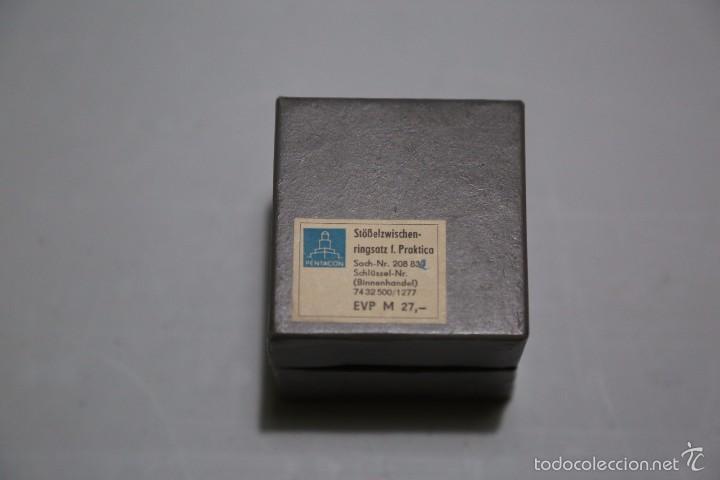 Cámara de fotos: TUBOS DE EXTENSIÓN pentacon para praktica en caja original e instrucciones - Foto 4 - 60327539