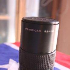Cámara de fotos: TELE PRAKTICAR 135MM F:2,8 (BAYONETA PRAKTICA B). Lote 60649059