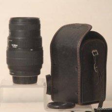 Cámara de fotos - OBJETIVO 70-300 SIGMA A.F PARA PENTAX CON FUNDA MUY NUEVO - 60717715