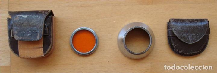 Cámara de fotos: Antiguo filtro R.II A para cámara de fotos kodak? - Foto 2 - 61554304