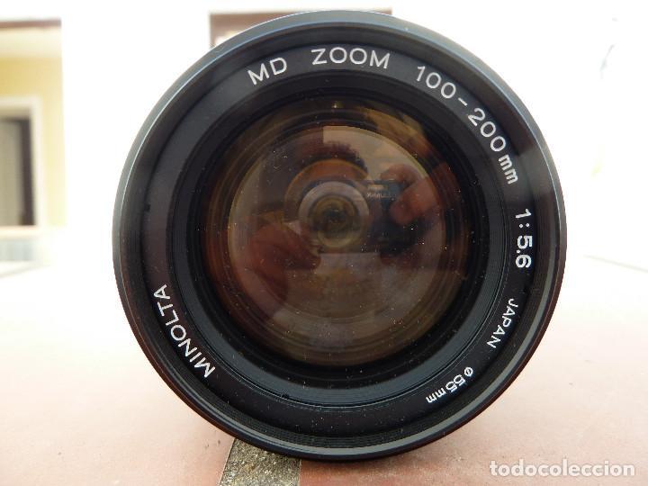 Cámara de fotos: OBJETIVO MINOLTA 100-200MM - Foto 3 - 62020108