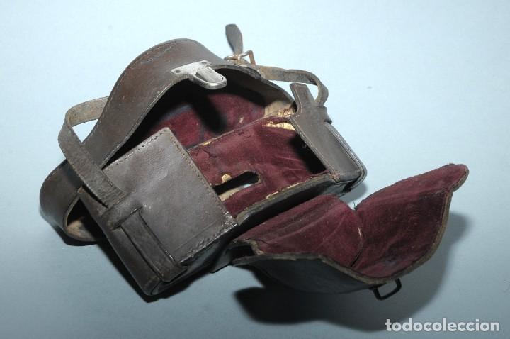 Cámara de fotos: funda de cuero para cámara antigua - Foto 6 - 62540748