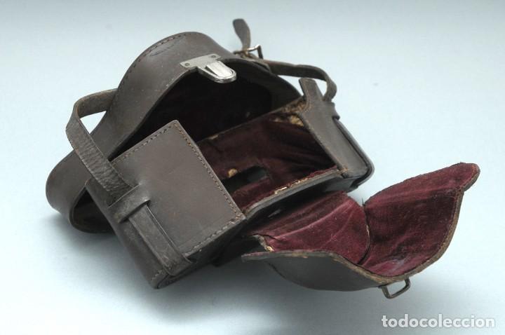 Cámara de fotos: funda de cuero para cámara antigua - Foto 7 - 62540748