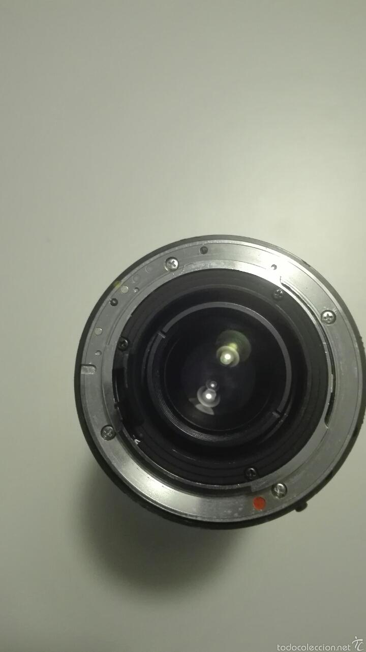 Cámara de fotos: Objetivo cosina 28-210 mm lente 72 macro - Foto 2 - 50930319