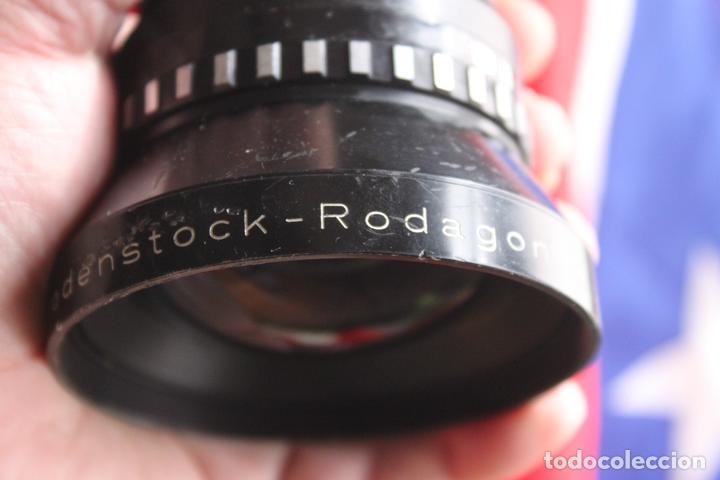 Cámara de fotos: Objetivo Rodenstock Rodagon 210 mm F/5,6 (ampliación) - Foto 3 - 63273128