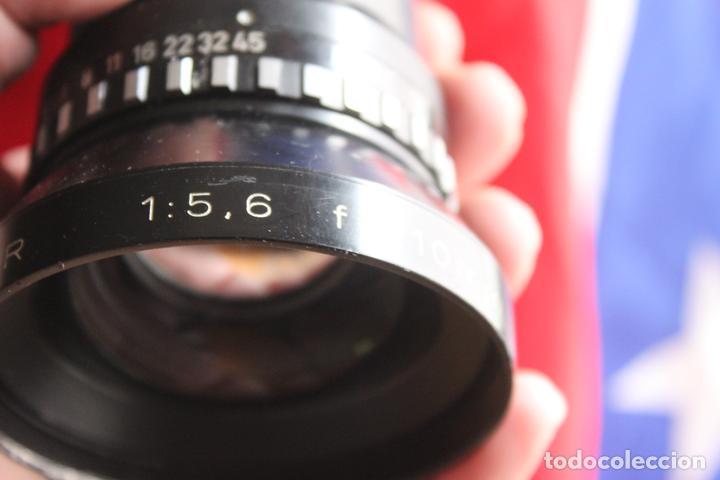 Cámara de fotos: Objetivo Rodenstock Rodagon 210 mm F/5,6 (ampliación) - Foto 4 - 63273128