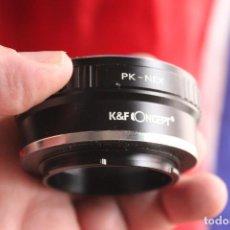 Photo camera - Adaptador Bayoneta K a Sony Nex - 63273620