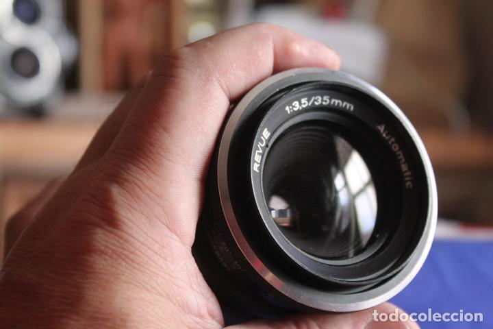 Cámara de fotos: Angular Revue 35mm F3,5 (Enna Lithagon) Rosca 42mm - Foto 4 - 64019051