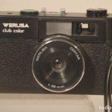 Cámara de fotos: WERLISA CAMARA CLUB COLOR FUNCIONANDO. Lote 66144434