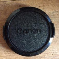 Cámara de fotos: TAPA CANON 58MM. Lote 82062535