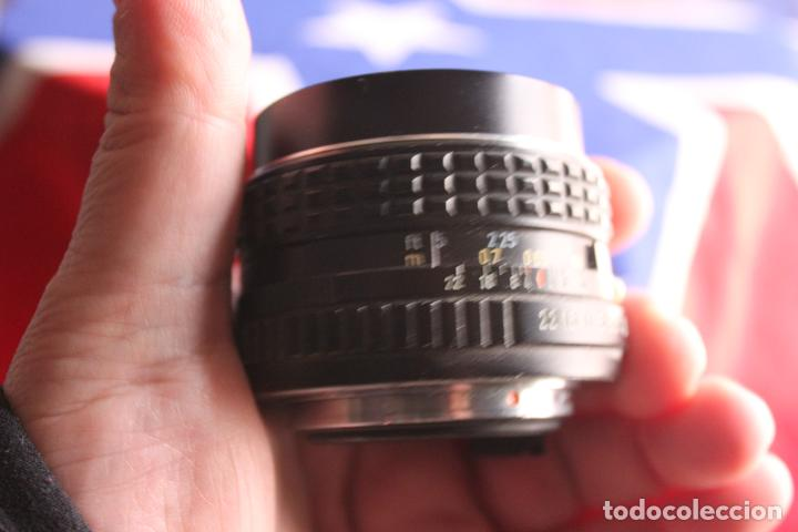 Cámara de fotos: Objetivo SMC Pentax 55mm 1:1,8 (bayoneta K) - Foto 2 - 67040078