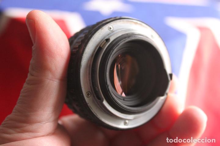 Cámara de fotos: Objetivo SMC Pentax 55mm 1:1,8 (bayoneta K) - Foto 3 - 67040078