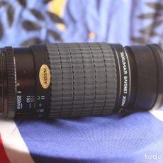Cámara de fotos: ZOOM TAKUMAR 80-200 1:4,5 (BAYONETA K). Lote 67041378