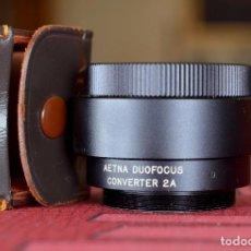 Cámara de fotos: AETNA DUOFOCUS COVERTER 2A. Lote 69659213