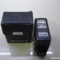 Cámara de fotos: FLAS NERA-MINI II. Lote 72719531