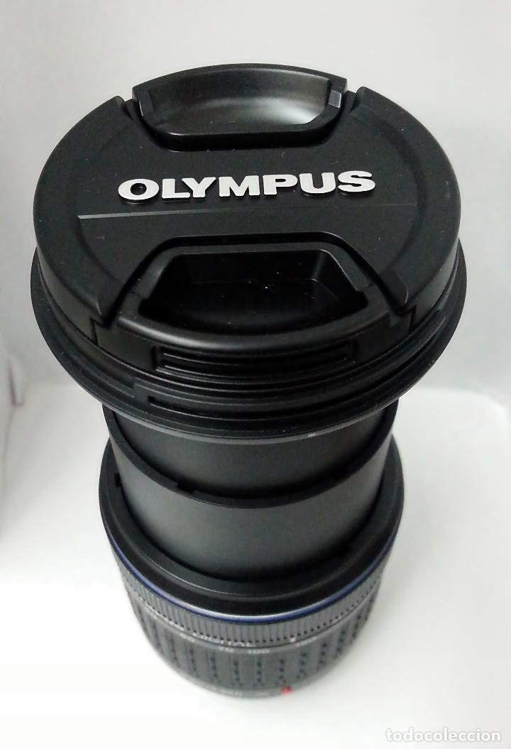 Cámara de fotos: Objetivo Olympus Zuiko Digital 40-150mm 1:4=5,6 - Foto 3 - 53635707