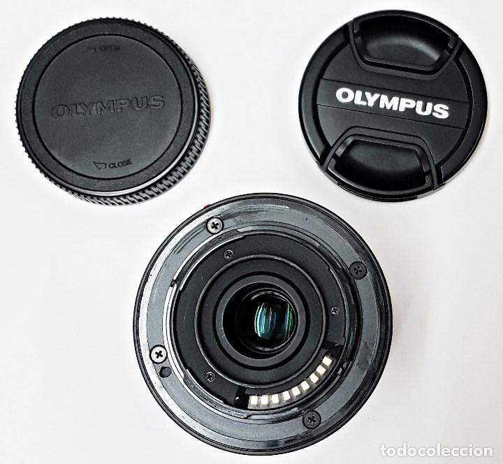 Cámara de fotos: Objetivo OLYMPUS ZUIKO DIGITAL 14.42 mm.1:3.5-5.6. - Foto 3 - 104711999
