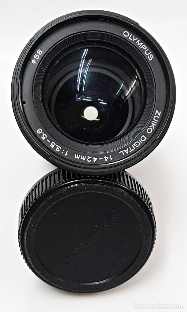 Cámara de fotos: Objetivo OLYMPUS ZUIKO DIGITAL 14.42 mm.1:3.5-5.6. - Foto 7 - 104711999