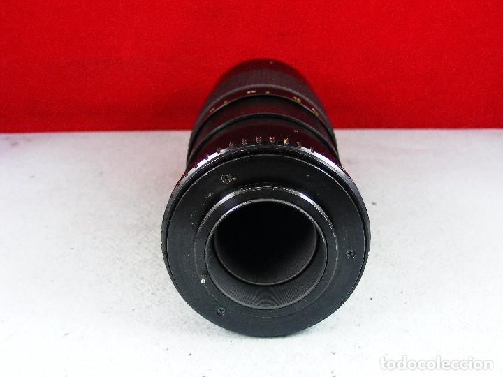 Cámara de fotos: LENTE PRINZFLEX ZOOM COMPLETA WITH LENS CAPS MUY BUEN ESTADO Y LIMPIA - Foto 5 - 81541191