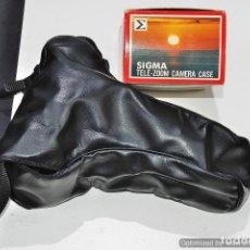 Cámara de fotos: FUNDA CAMARA REFLEX SIGMA. Lote 74375299