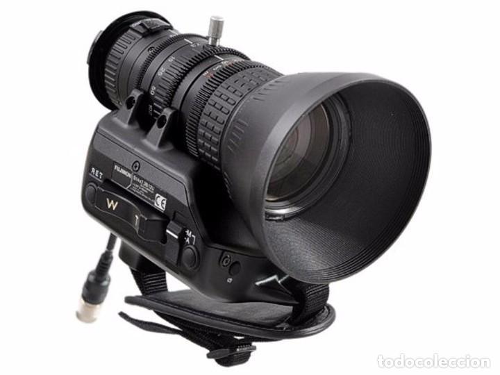 NUEVO A ESTRENAR.FUJINON ZOOM LENS S14X7.3B12U FUJI PHOTO OPTICAL 1:1.9/7.3-102MM FUJINON-TV-Z (Cámaras Fotográficas Antiguas - Objetivos y Complementos )