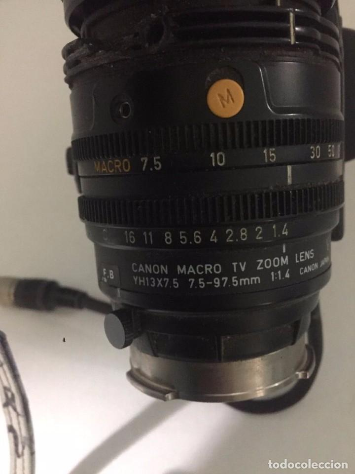Cámara de fotos: CANON-YH13X7-5K12U-MACRO-BCTV-TV-Zoom-Lens-7-5-97-5MM-1-1-4 CANON-YH13X7-5K12U-MACRO-BCTV-TV-Zoom- - Foto 4 - 74935879