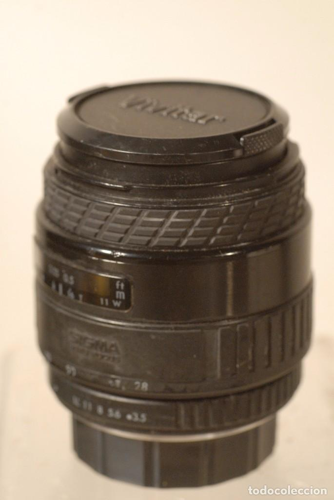 Cámara de fotos: OBJETIVO SIGMA A,F 35-70 1.3.5-4.5 ZOOM PARA MINOLTA - Foto 3 - 77185805