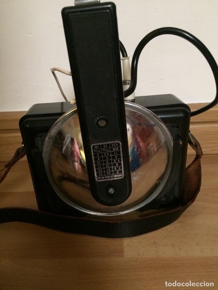 Cámara de fotos: Flash con cargador batería portátil de cámara de fotos combi blitz II - Foto 2 - 77607811