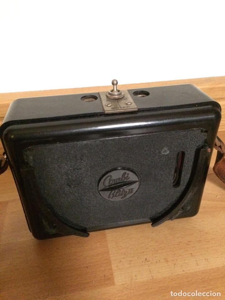 Cámara de fotos: Flash con cargador batería portátil de cámara de fotos combi blitz II - Foto 10 - 77607811