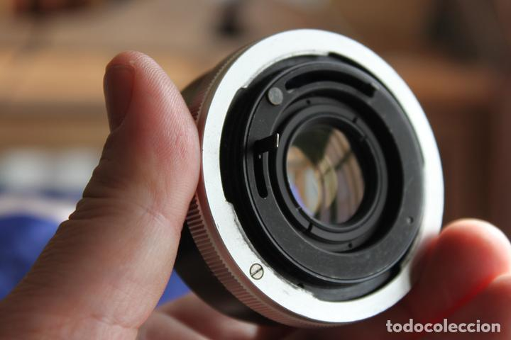 Cámara de fotos: Duplicador KENKO TELEPLUS (Canon FD) - Foto 2 - 77613493