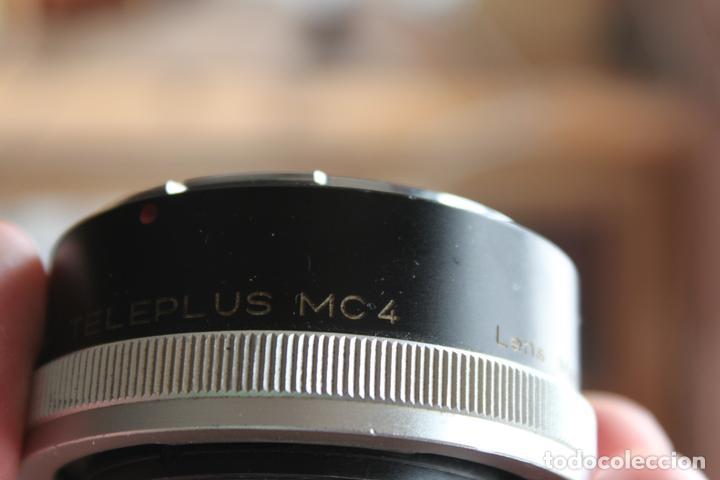 Cámara de fotos: Duplicador KENKO TELEPLUS (Canon FD) - Foto 4 - 77613493