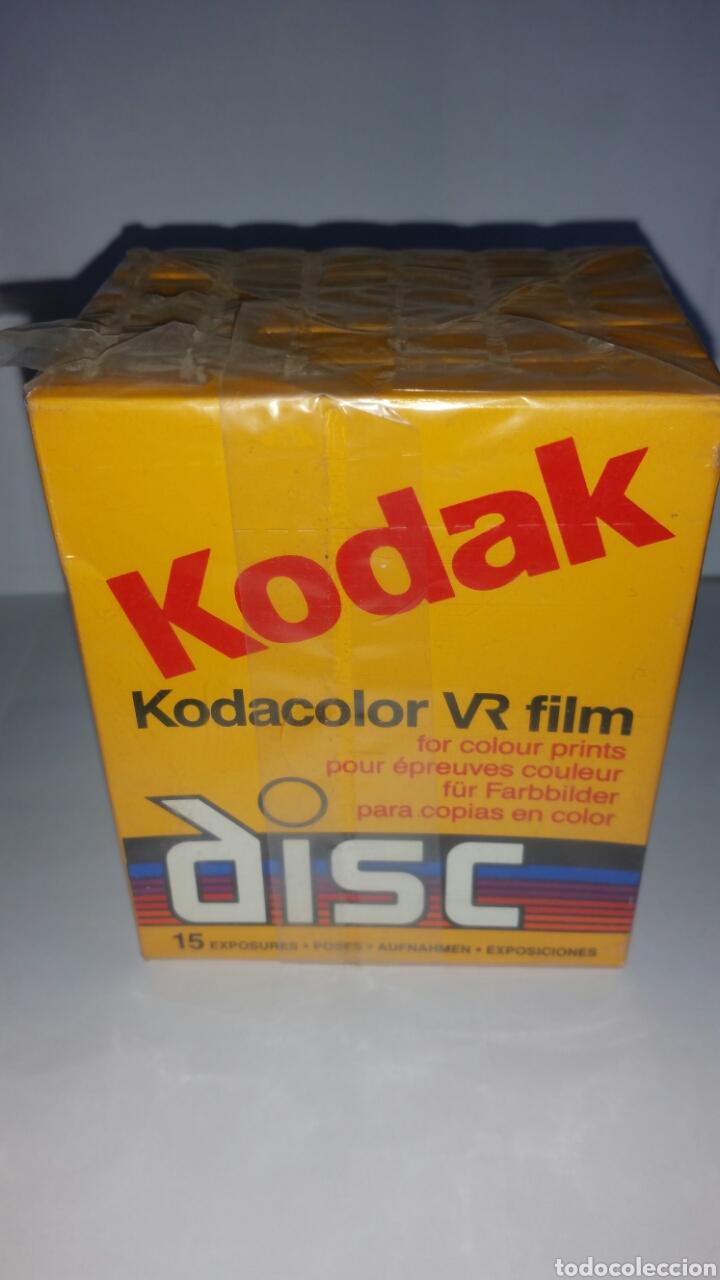 5 kodacolor vr film disc kodak   precintados - Sold through