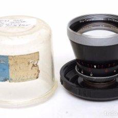 Cámara de fotos: ZEISS IKON PRO-TESSAR 1:4 F=115MM PARA CONTAFLEX. Lote 84598816