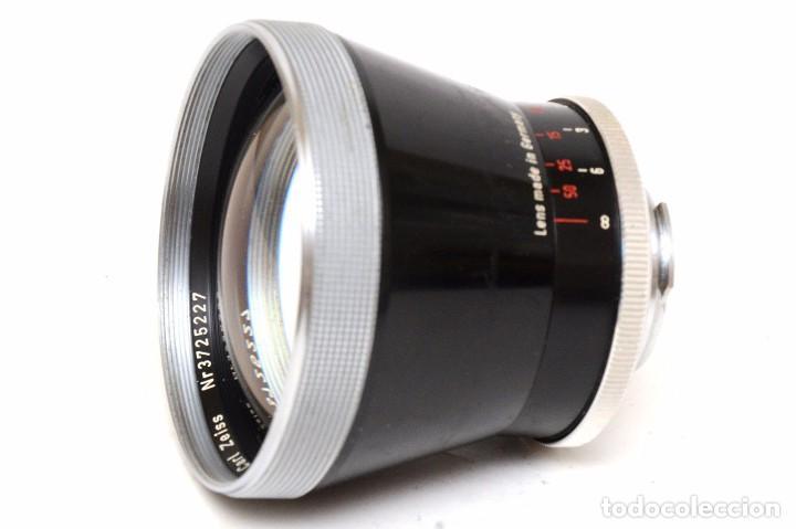 Cámara de fotos: Zeiss Ikon Pro-Tessar 1:4 f=115mm para Contaflex - Foto 3 - 84598816