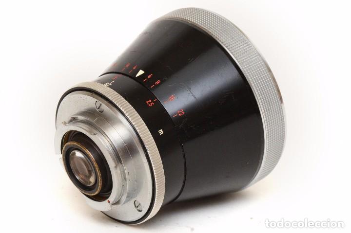 Cámara de fotos: Zeiss Ikon Pro-Tessar 1:4 f=115mm para Contaflex - Foto 5 - 84598816