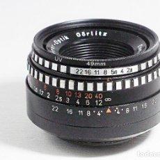 Cámara de fotos: ÓPTICA DOMIPLAN 2.8-50MM. Lote 84714116