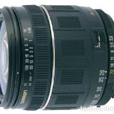 Cámara de fotos - Objetivo Tamron 71D para Nikon AF 28-200mm F/3.8-5.6, Aspherical Lens - 85293476