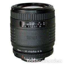 Cámara de fotos - Sigma AF UC Zoom High Speed 70-210mm 70-210 mm 1:4-5.6 para Nikon - 85300448