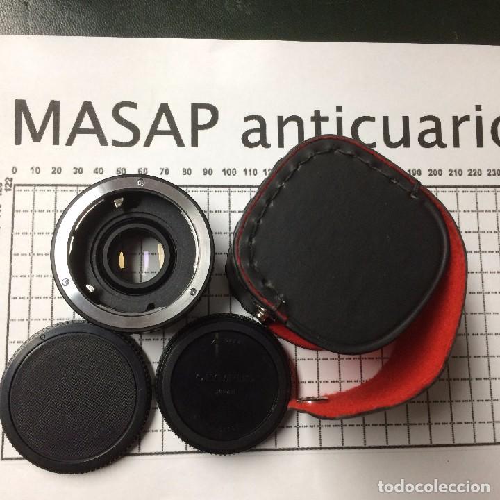 Cámara de fotos: Adaptador COZON de Tele a Macro, Cozon 2x tele converter o/om - Foto 2 - 86009148