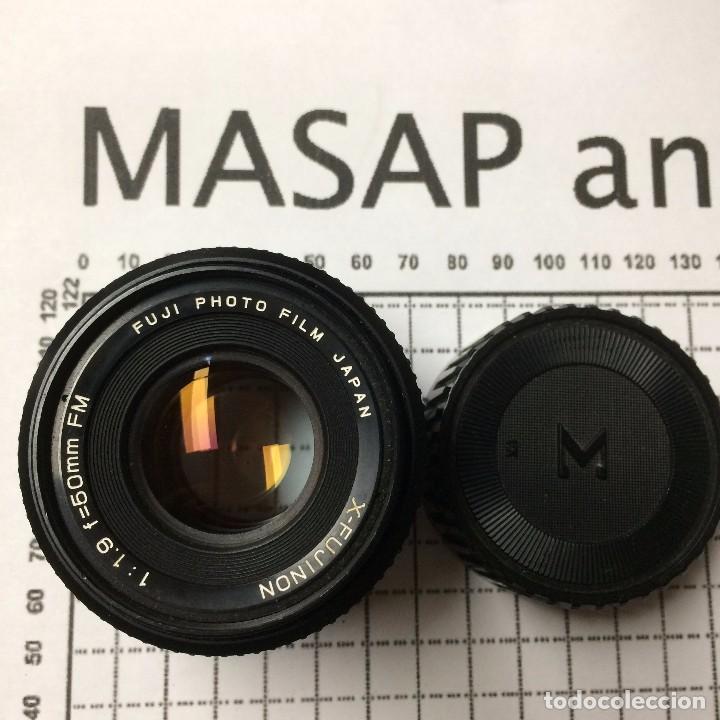 Cámara de fotos: Objetivo X-FUJINON 1:1.9 F 50MM FM - Foto 2 - 86010156