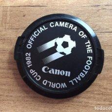 Cámara de fotos: TAPA 52MM CANON. Lote 86562452