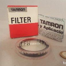 Cámara de fotos: FILTRO TAMRON 52MM. Lote 86930112