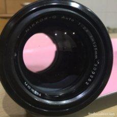 Cámara de fotos: NIKKOR 135MM F2.8 AUTO-Q . Lote 91031835