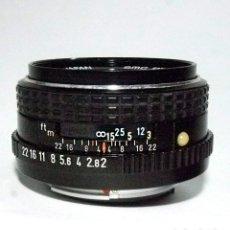 Cámara de fotos: ÓPTICA PENTAX-M F2-50MM. Lote 93604505