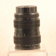 Cámara de fotos: OBJETIVO PENTAX -AZOOM 28-80 MACRO LLEVA TAPAS. Lote 94109580